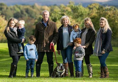 Holgarth family