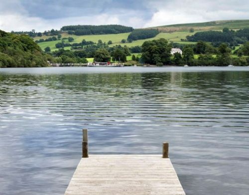 Duke of Portland Boathouse Jetty on Lake Ullswater