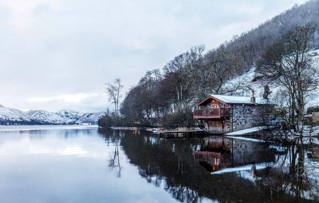 Duke-of-Portland-Boathouse-Ullswater-in-the-Snow